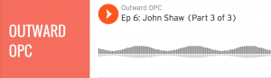 Podcast Episode #6 (John Shaw Part 3 of 3)